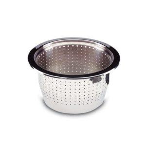 Berndes Stainless Pasta Strainer for 7 Quart Pot