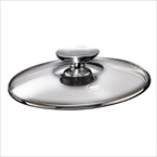 Berndes Signocast 13″ Glass Lid with Stainless Rim