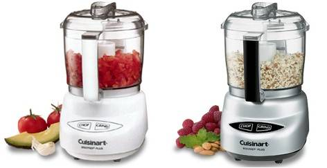 3 cup Mini Prep Food Processors