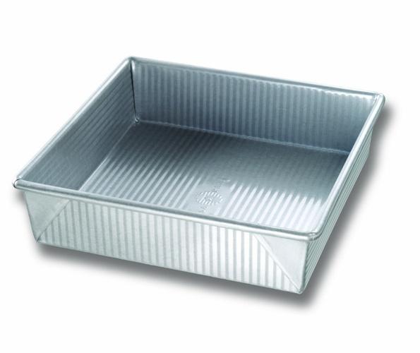 Nonstick 8″ Square Cakepan