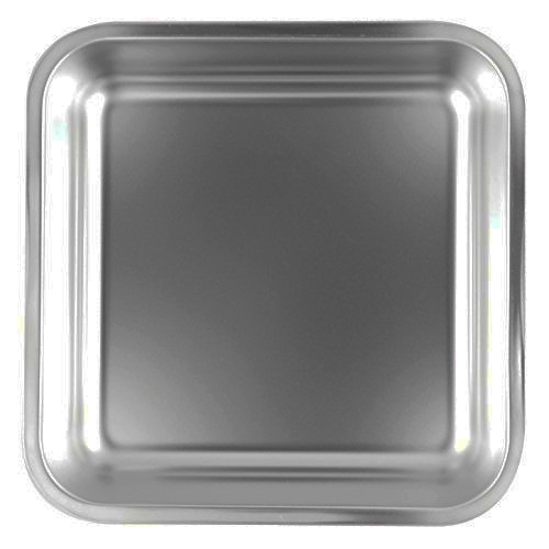 Stainless Steel 8 x 8 Square Cakepan