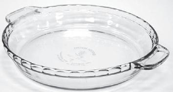 9.5″ Glass Pie Plate