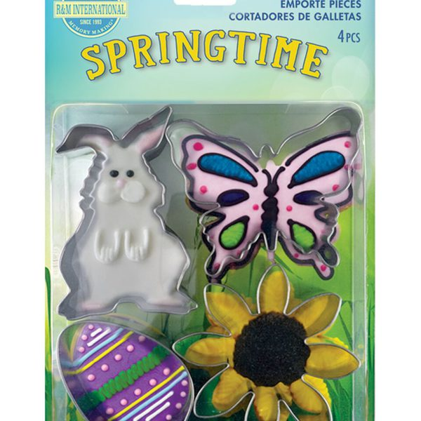 Springtime Cookie Cutter Set