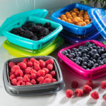 Berry Box and Bitty Berry Boxes – Fruit Storage Set of 3