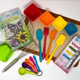 Spring Essentials Baking Set