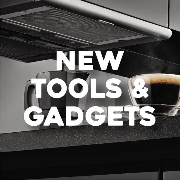 New Kitchen Tools & Gadgets