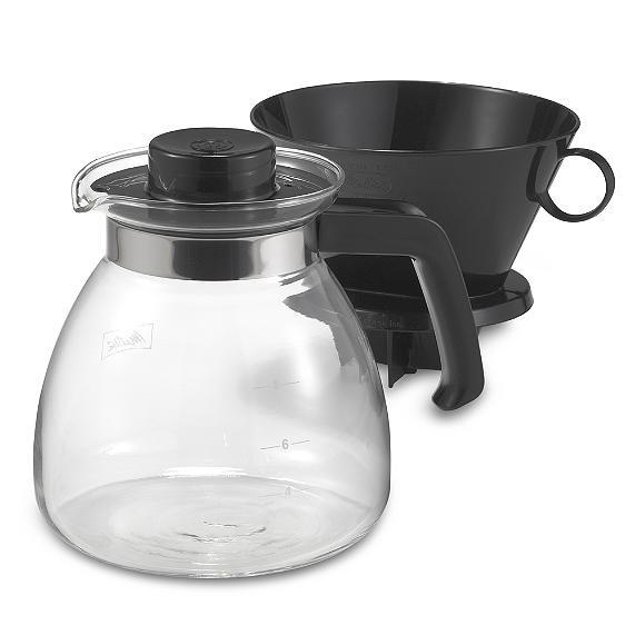 Melitta Manual Drip 10 Cup Coffeemaker