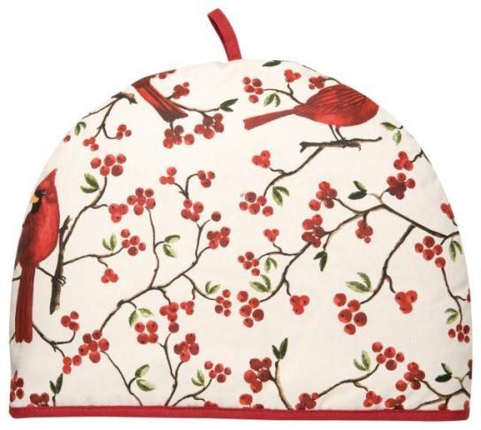 Cardinal Tea Cozy