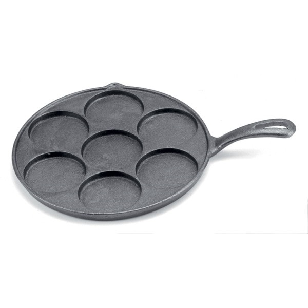 Cast Iron Plett Pan
