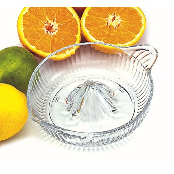 Old-Fashioned Glass Juicer