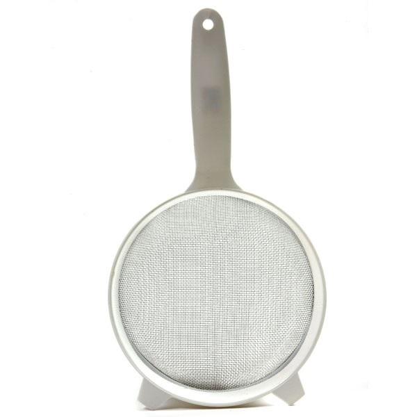 8.5″ Plastic & Stainless Steel Strainer