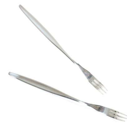 Individual Stainless Pickle Fork
