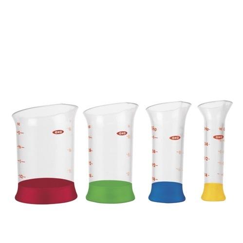 Oxo 4-Piece Beaker Measuring Set