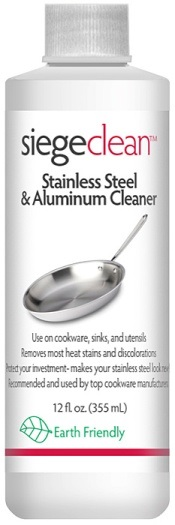 Siege Stainless Steel Cleaner
