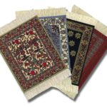International Coaster Rug Assortment Set of 4