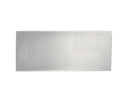 8.5″ x 20″ Silver Wave Counter Protector