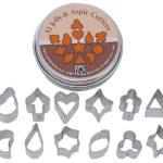 12-Piece Aspic Cutters Set