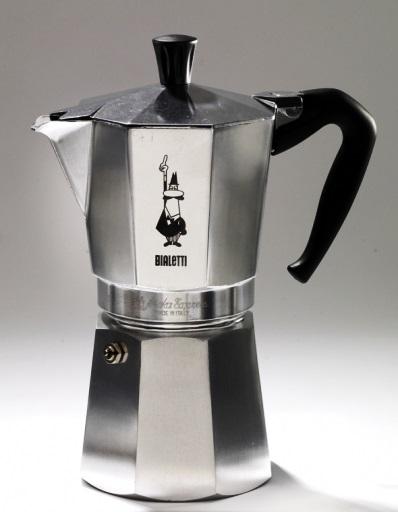 Bialetti 9 Cup Aluminum Espresso Maker