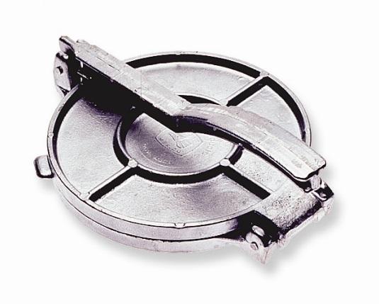 8″ Aluminum Tortilla Press