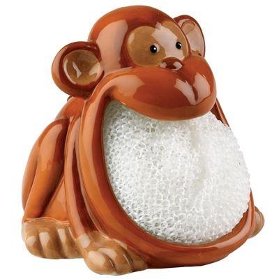 Monkey Scrubby Holder