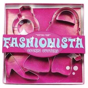 Fashionista Cookie Cutter Set