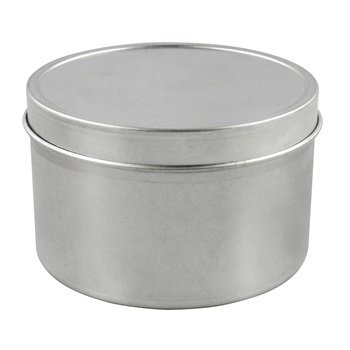 8 oz Tinned Spice Tin
