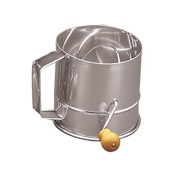 3 Cup Best Stainless Steel Flour Sifter