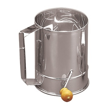 4 Cup Best Stainless Steel Flour Sifter