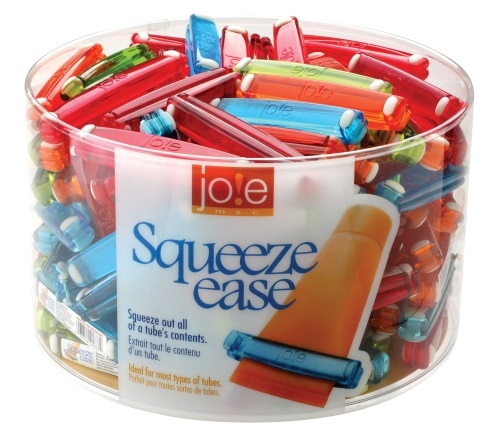 Individual Squeeze Ease Tube Squeezer – Assorted Colors