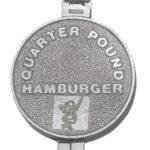 3.75″ Aluminum Hamburger Press