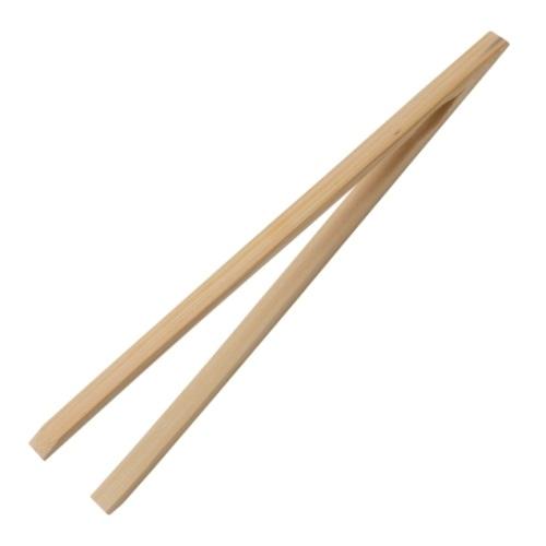 Bamboo 12″ Toast Tongs