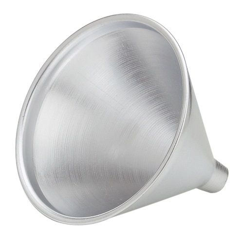 Regular Aluminum Funnel 12oz