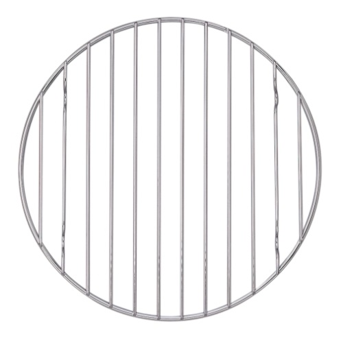 9″ Round Chrome Cooling Rack