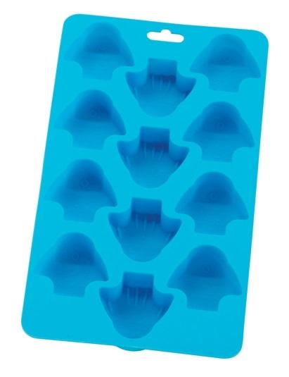 Fish Shaped Ice Cube Tray