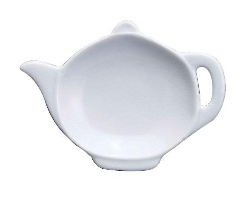 Teabag Caddy White