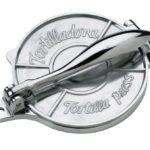 6″ Aluminum Tortilla Press