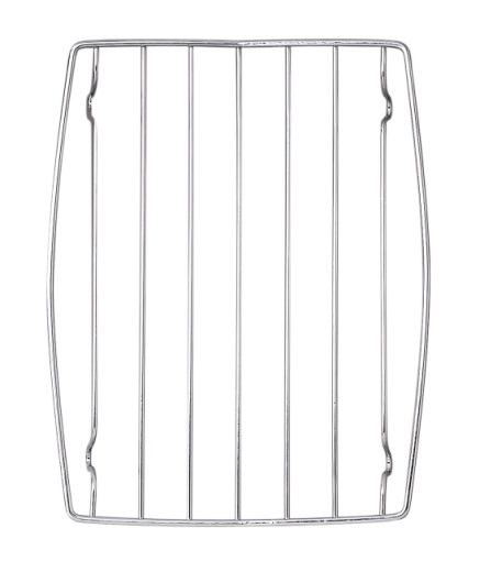 8″ x 10 3/8″ Rectangular Chrome Roast Rack