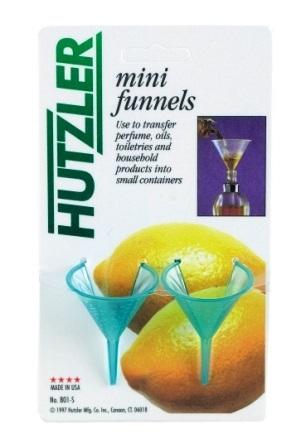 Funnel Mini Plastic Set of 2