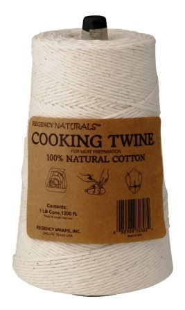 1 lb Spool of Cotton Cooking Twine
