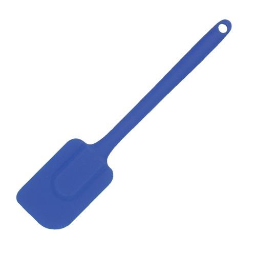 Blue Silicone Spatula