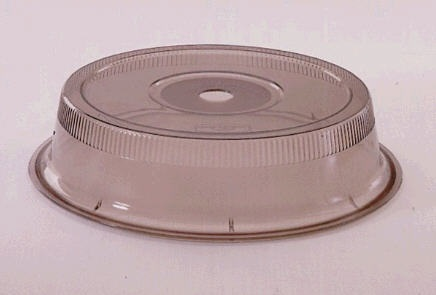 Round Microwave Cover for Bacon Cooker