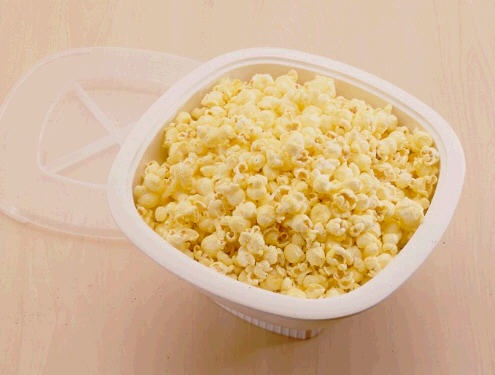 12 Cup Microwave Popcorn Popper
