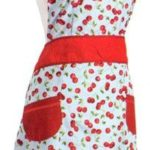 Cherries Betty Apron