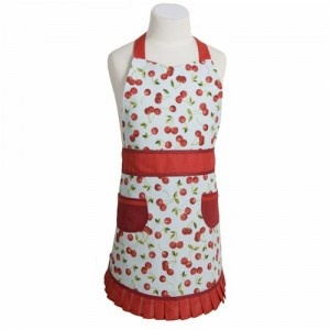 Kid's Cherries Apron