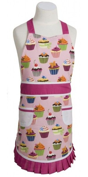 Child's Sweet Tooth Apron