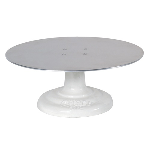 12″ Heavy Cake Decorating Turntable