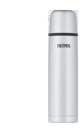 Stainless Steel 2 Cup Briefcase Thermos