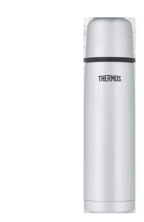 25.6 oz Stainless Steel Briefcase Thermos
