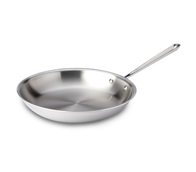 All-Clad 12″ Stainless Skillet
