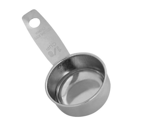 Stainless Steel Measuring Coffee Scoop